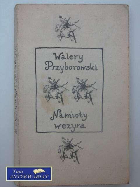 Przyborowski Walery - Namioty wezyra [Audiobook Pl]