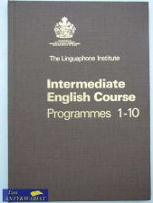 Książka - INTERMEDIATE ENGLISH COURSE - PROGRAMMES 1-10