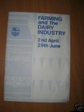 Książka - FARMING AND THE DAIRY INDUSTRY 2ND APRIL 29TH