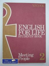 ENGLISH FOR LIFE 2, MEETING PEOPLE