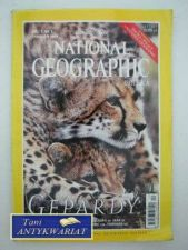 Książka - NATIONAL GEOGRAPHIC NR 3/99