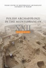 Polish Archaeology in the Mediterranean 22 Research 2010