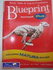 Książka - BLUEPRINT ONE WORKBOOK PLUS