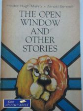 Książka - THE OPEN WINDOW AND OTHER STORIES