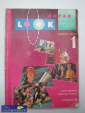 Książka - LOOK AHEAD CLASSROOM COURSE STUDENTS' BOOK 1
